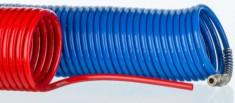 ống xoắn chịu áp cao, ống phanh hơi xe container