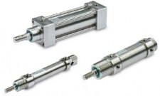 Stainless steel AISI 316 Cylinder